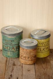 Antique Kitchen Canisters 288 Best Old Barrels Old Buckets Old Milk Cans Images On