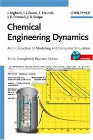 chemical engineering dynamics an introduction to modeling and simul u2026