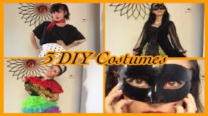 50s Halloween Costume Ideas 3 Diy Halloween Costume Ideas 50 U0027s Masquerade U0026 Toddlers