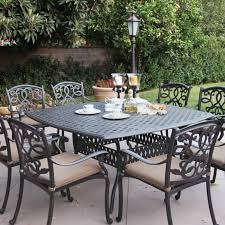 Modern Patio Furniture Clearance by Furniture Cast Aluminum Patio Furniture With Clearance Wrought