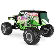 racing monster trucks axial 1 10 smt10 grave digger monster jam truck 4wd rtr
