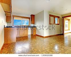 small kitchen apartment above garage new stock photo 130602098