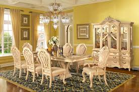 formal dining room sets leather sofa round table dinette tables