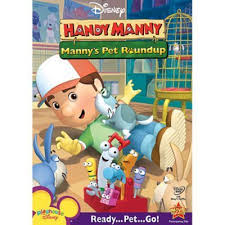 handy manny products disney movies
