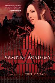 کتاب اول از سری رمان فانتزی_عاشقانه ی Vampire Academy