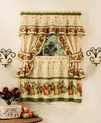 Tuscan Kitchen Curtains Valances by Sunflower Kitchen Curtains And Valances The Cheerful Sunflower