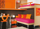 Nice Fabulous Attractive Teenage Bedroom Design Idea With Fresh ...