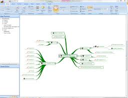 More MindGenius   Mind Mapping Software  Thesis planning     Moving       Thesis Planning Map