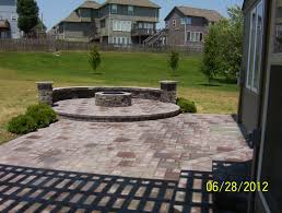 Backyard Cement Patio Ideas by Decorating Stamped Concrete Patio With Concrete Projects Plus