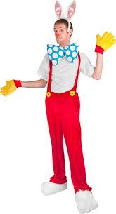Mens Halloween Costumes Amazon Amazon Cartoon Rabbit Costume Standard Size Clothing