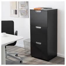 Desk With File Cabinet Ikea by Galant File Cabinet Birch Veneer Ikea