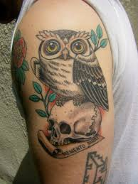 owl tattoos tattoo designs tattoo pictures page 15