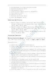 resume examples for project managers general objective resume examples online producer sample resume construction project manager resume resume templates project construction project manager sample