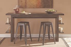 Retro Sofa Table by Dining Table Size U0026 Style Guide Ashley Furniture Homestore