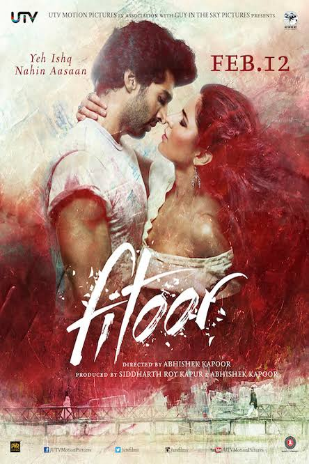 Download Fitoor 2016 Full Movie in 1080p BluRay x264 Hindi