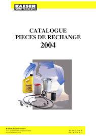 kaeser catalog in french documents