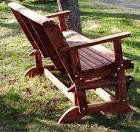 Cedar Garden Benches - Sliders - Chursh Pews - Red Cedar or Redwood