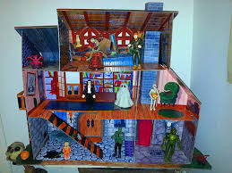 just in time for halloween a picture of my haunted house