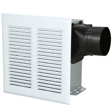 Nu Way Kitchen And Bath Nutone Duct Free Wall Ceiling Mount Exhaust Bath Fan 682nt The