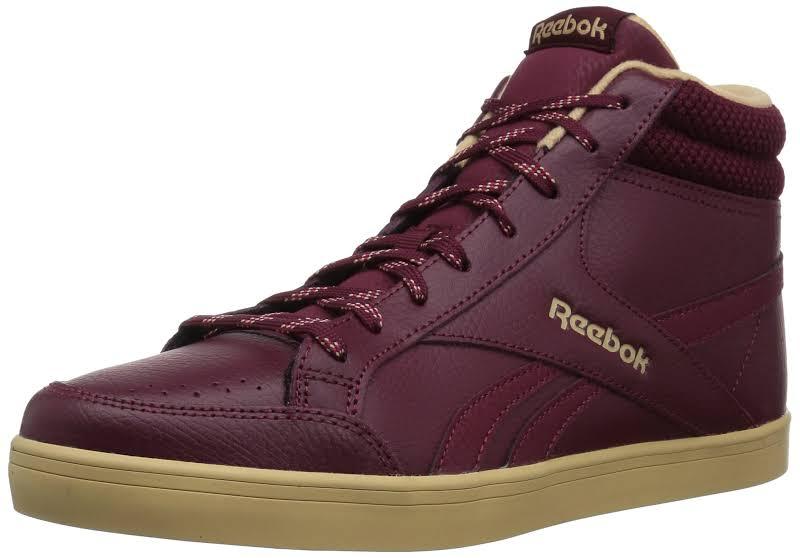 Reebok Royal Aspire 2 Burgundy Fashion Sneaker
