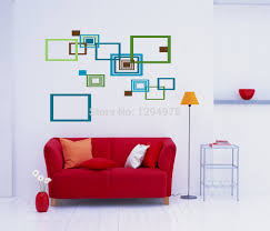 online get cheap geometric wall color aliexpress com alibaba group