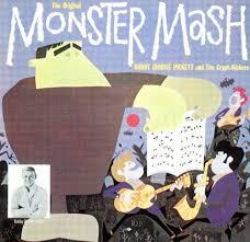 monster mash halloween monster mash