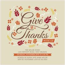 greeting for thanksgiving fancy thanksgiving invitation card design idea with decorative