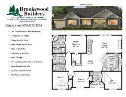 Custom Ranch Floor Plans Amazing 70 Design Modular Home Floor Plan Decorating Design Of