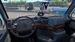 american volvo trucks vnl 660 for american truck simulator