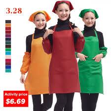 tablier de cuisine personnalisable achetez en gros personnalis u0026eacute imprim u0026eacute tabliers en
