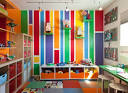 Preschool Classroom Design Ideas with Colorful Themes Layout ...