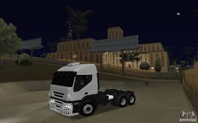 iveco stralis double trailers for gta san andreas