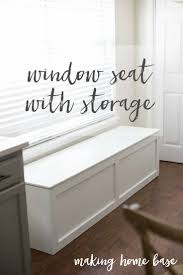 best 25 window bench seats ideas on pinterest bay window seats how to build a window seat with storage diy tutorial