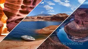 Antelope Canyon Arizona Map by Ultimate One Day Itinerary In Page Az Antelope Canyon Lake