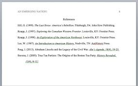 Apa annotated bibliography cover page Tech Recipes
