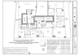 Condominium Floor Plans Turnberry Ocean Club Condominium Bal Harbour Condos