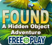 FOUND - A HIDDEN OBJECT ADVENTURE - Free to Play
