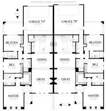 home plans house plan courtyard home plan santa fe style home