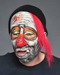 dark humor halloween clown mask zagone studios