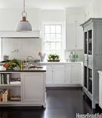 House Beautiful Kitchen Design Samantha Lyman Kitchen Design White Kitchen Decorating Ideas