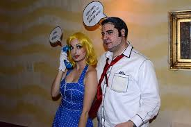 20 pun halloween costumes for couples that are sure to make you