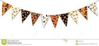halloween clipart pumpkin bunting banner halloween clip art u2013 festival collections