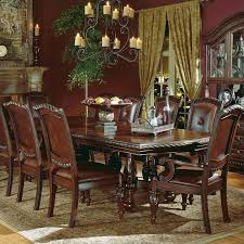 Steve Silver Dining Room Furniture Steve Silver Company Antoinette Extension Dining Table In Cherry