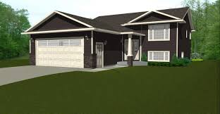 Split Level Home Designs House Plan Split Level Style House Style