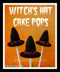 doodles and doilies spooky cake pops