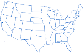 United States Map by United States Thehomeschoolmom