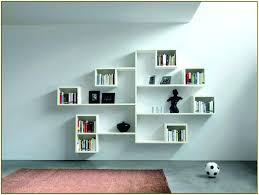 Wall Mounted Shelves Wood Plans by Shelving Units Ideas Enchanting Home Designwall Mounted For Books