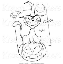 free halloween cat clip art u2013 festival collections