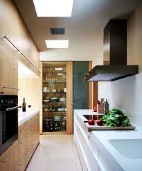 kitchen one wall galley kitchen design high cabinet kitchen wood