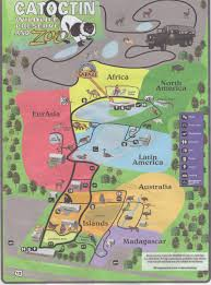 Phoenix Zoo Map by Catoctin Wildlife Preserve And Zoo Photo Galleries Zoochat